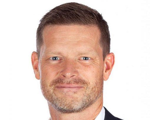 Tobias Dahlberg t.f. vd för Norrtälje Vatten och Avfall